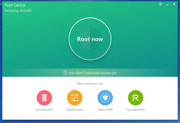 Download Root Genius Application