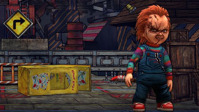 Free Download Chucky Slash & Dash Game for IOS