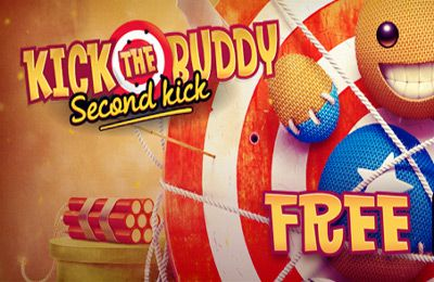 Free Download Kick the Buddy Second Kick Game for IOS
