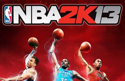 Free Download NBA 2K13 Game for IOS