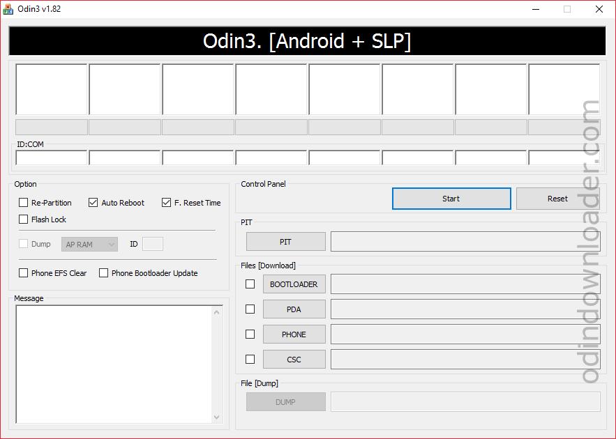 Download Odin3 v1.82
