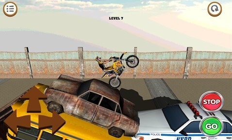 Free 3D Motocross Industrial Iphone Game Download