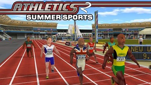 Free Athletics 2 Summer Sports Iphone Game Download