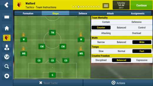 Free Football Manager Mobile Iphone Game Download