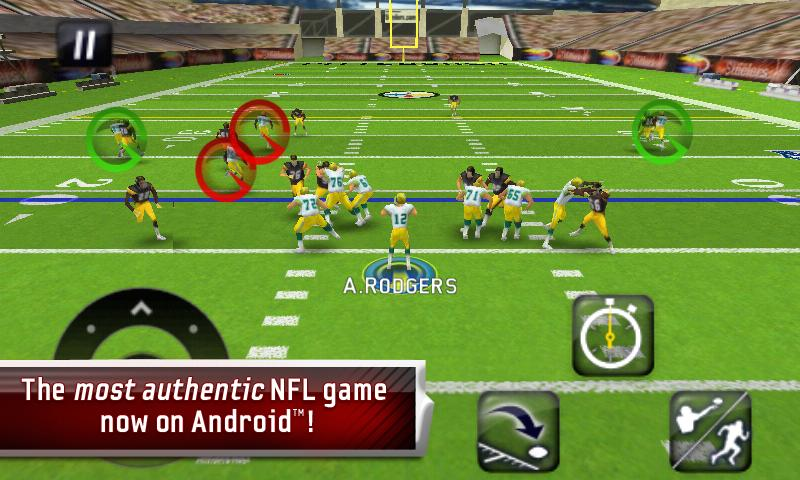 Free Madden NFL Football Iphone Game Download