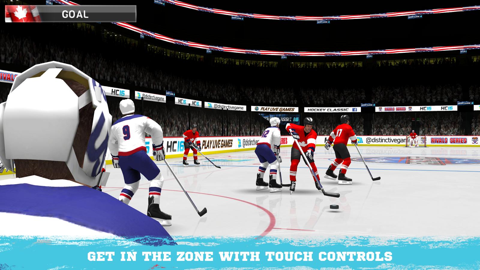 Free Matt Duchenes Hockey Classic Iphone Game Download