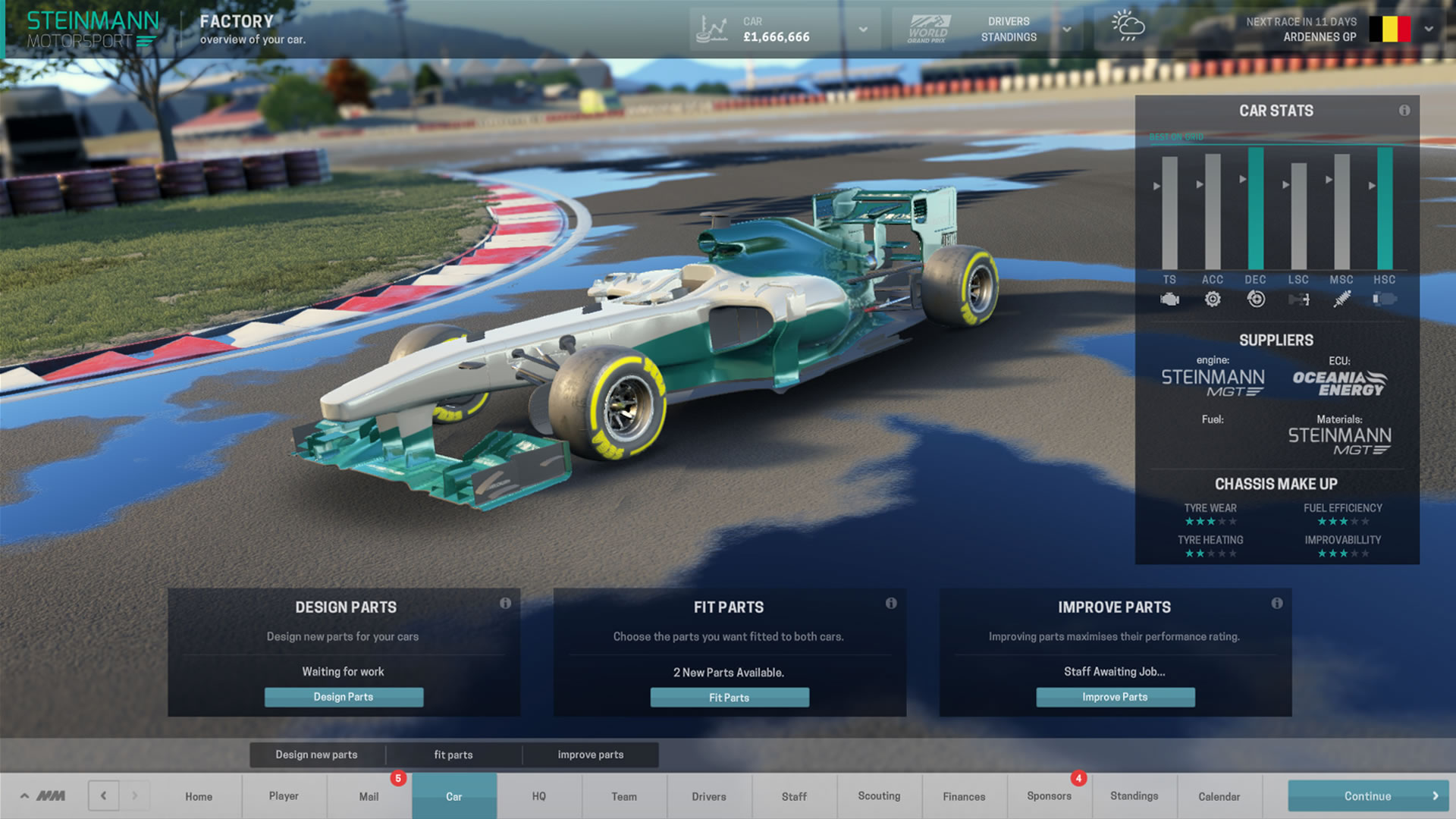 Free Motorsport Manager Iphone Game Download
