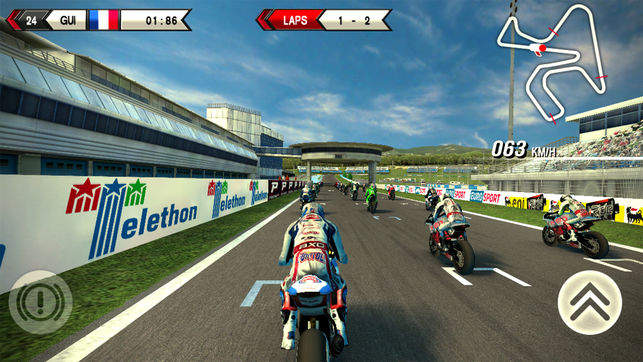 Free SBK Official Iphone Game Download