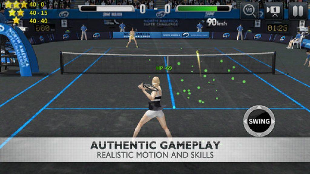 Free Tennis World Tour Iphone Game Download