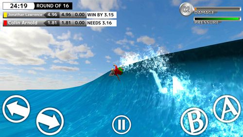 Free World Surf Tour Iphone Game Download