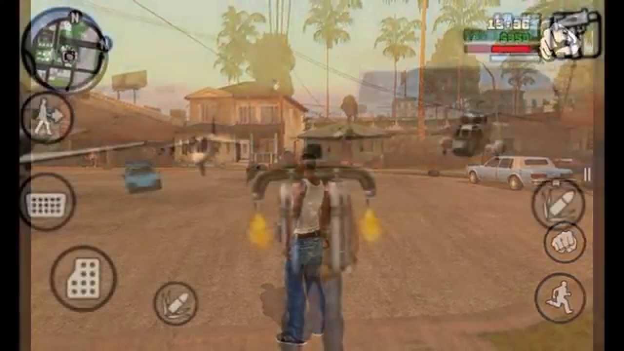 Jcheater San Andreas Edition Apk