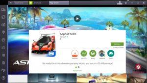 Asphalt Nitro on Google Play Store