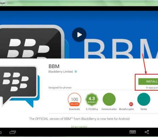 BBM for PC (Windows 7, 8, 8.1) – Free Messenger Download