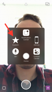 how to record on snapchat without holding the phone
