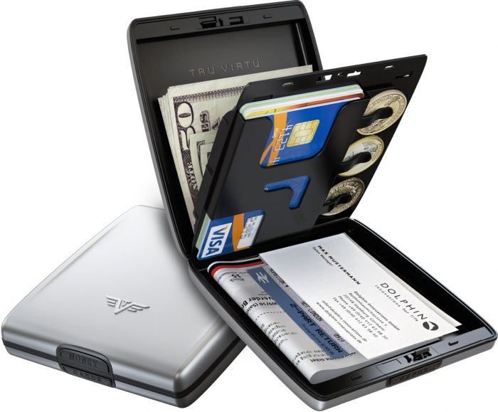 TTruVirtu Wallet – HI-Tech Wallet