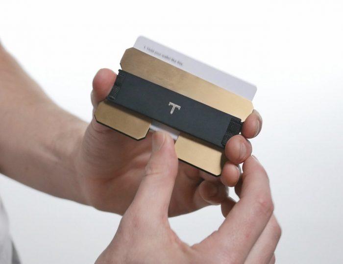 Tribe Wallet – Luxury Aerospace Grade Wallet