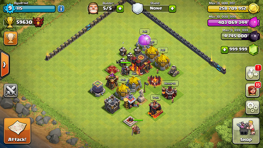How To Join Clash Of Clans Private Server Bluestacks
