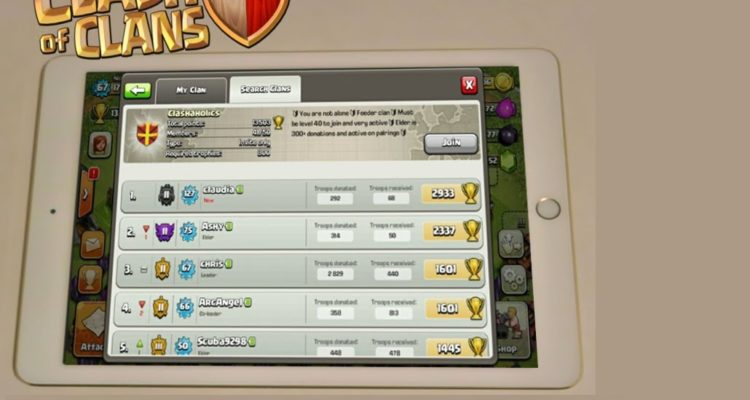 How to Change your Clash of Clans Name