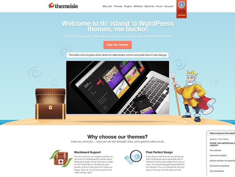 ThemeIsle WordPress Theme Free Download