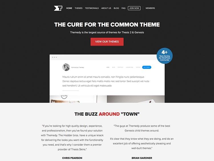 Themedy WordPress Theme Free Download