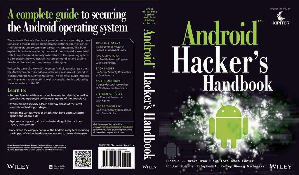 Download Android Hacker's Handbook PDF