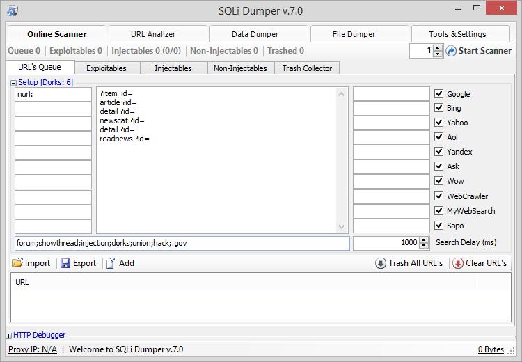 Download SQLi Dumper