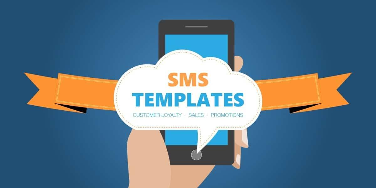 Useful SMS marketing templatesUseful SMS marketing templates