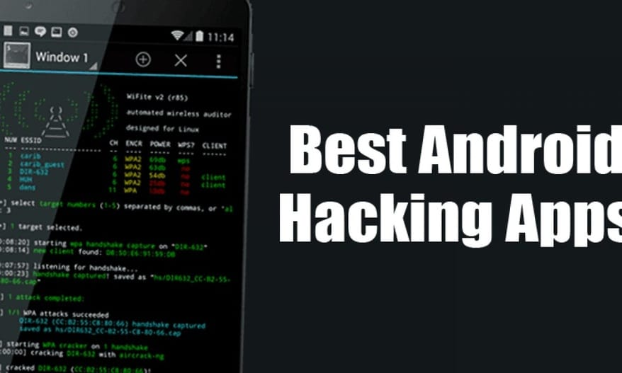 Top 10 Best Hacking Apps for Android (Hacking APKs) 2021