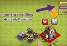 Free Clash Of Clans Account 2021