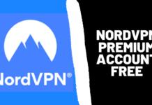 Free Nordvpn Premium Accounts 2021