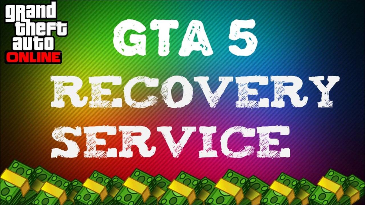 GTA 5 Recovery Service