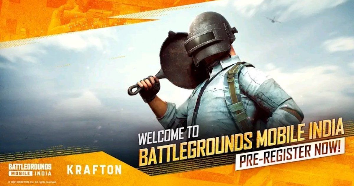 How to pre-register for Battlegrounds Mobile India?