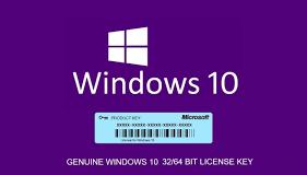 Free Windows Key for Windows 10