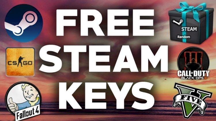 Free Steam Game Keys