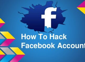 How to Hack Your Facebook Account