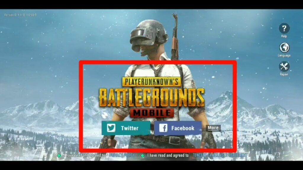 Solicitation for new PUBG Mobile Account