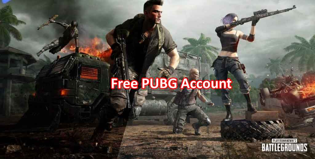 Why Peoples Want a Free PUBG Mobile Account