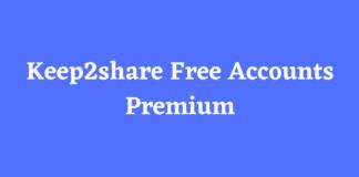 keep2share Premium Accounts
