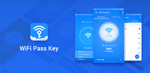 WiFi Pass Key